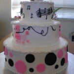 Corona Wedding Cakes, Music theme